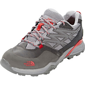 The North Face Hedgehog Hike GTX Zapatillas Mujer, dark gull grey/melon red